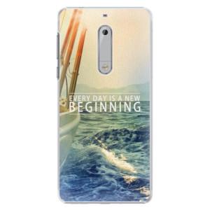 Plastové pouzdro iSaprio Beginning na mobil Nokia 5