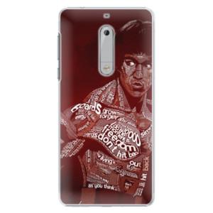 Plastové pouzdro iSaprio Bruce Lee na mobil Nokia 5