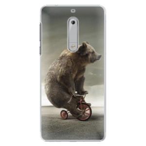 Plastové pouzdro iSaprio Bear 01 na mobil Nokia 5
