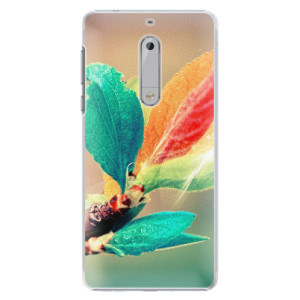 Plastové pouzdro iSaprio Autumn 02 na mobil Nokia 5