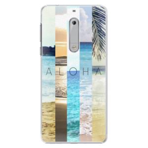Plastové pouzdro iSaprio Aloha 02 na mobil Nokia 5