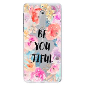 Plastové pouzdro iSaprio BeYouTiful na mobil Nokia 5