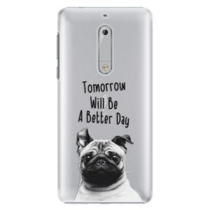 Plastové pouzdro iSaprio Better Day 01 na mobil Nokia 5