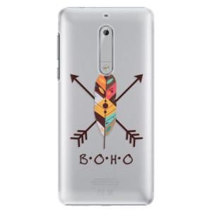 Plastové pouzdro iSaprio BOHO na mobil Nokia 5