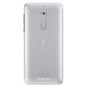 Plastové pouzdro iSaprio 4Pure mléčné bez potisku na mobil Nokia 5