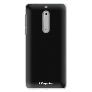 Plastové pouzdro iSaprio 4Pure černé na mobil Nokia 5