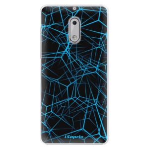 Plastové pouzdro iSaprio Abstract Outlines 12 na mobil Nokia 6