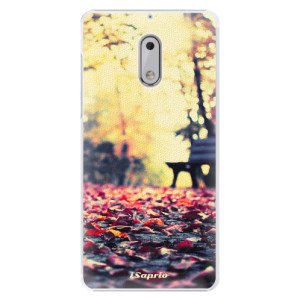 Plastové pouzdro iSaprio Bench 01 na mobil Nokia 6