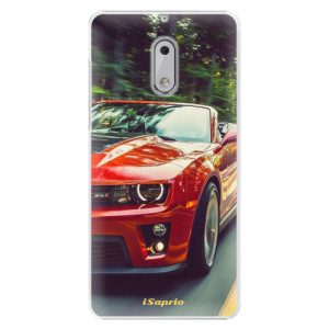 Plastové pouzdro iSaprio Chevrolet 02 na mobil Nokia 6