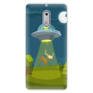 Plastové pouzdro iSaprio Alien 01 na mobil Nokia 6