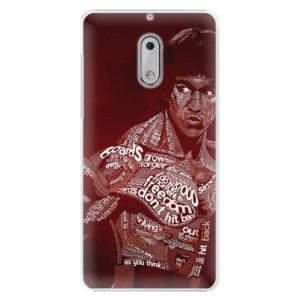 Plastové pouzdro iSaprio Bruce Lee na mobil Nokia 6