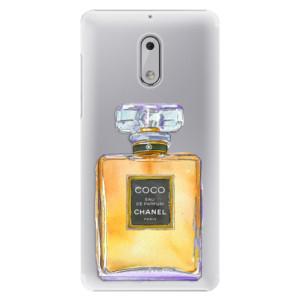Plastové pouzdro iSaprio Chanel Gold na mobil Nokia 6