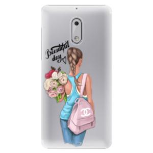 Plastové pouzdro iSaprio Beautiful Day na mobil Nokia 6