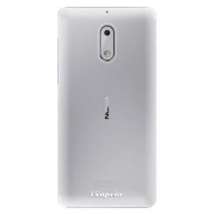 Plastové pouzdro iSaprio 4Pure mléčné bez potisku na mobil Nokia 6