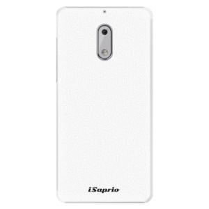 Plastové pouzdro iSaprio 4Pure bílé na mobil Nokia 6