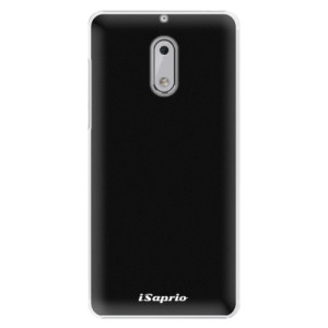 Plastové pouzdro iSaprio 4Pure černé na mobil Nokia 6