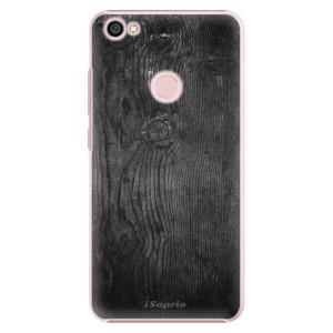 Plastové pouzdro iSaprio black Wood 13 na mobil Xiaomi Redmi Note 5A / 5A Prime