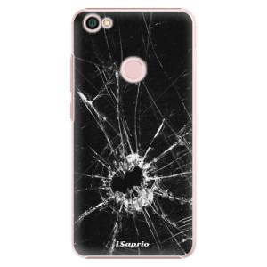 Plastové pouzdro iSaprio Broken Glass 10 na mobil Xiaomi Redmi Note 5A / 5A Prime