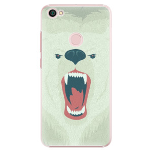 Plastové pouzdro iSaprio Angry Bear na mobil Xiaomi Redmi Note 5A / 5A Prime