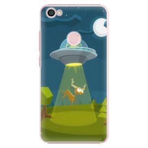 Plastové pouzdro iSaprio Alien 01 na mobil Xiaomi Redmi Note 5A / 5A Prime