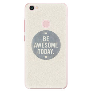 Plastové pouzdro iSaprio Awesome 02 na mobil Xiaomi Redmi Note 5A / 5A Prime