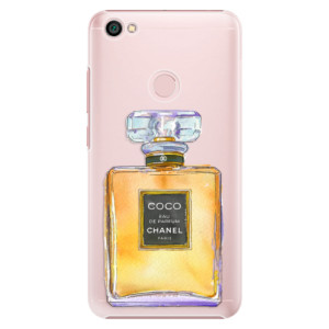 Plastové pouzdro iSaprio Chanel Gold na mobil Xiaomi Redmi Note 5A / 5A Prime