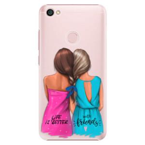 Plastové pouzdro iSaprio Best Friends na mobil Xiaomi Redmi Note 5A / 5A Prime