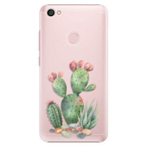 Plastové pouzdro iSaprio Kaktusy 01 na mobil Xiaomi Redmi Note 5A / 5A Prime