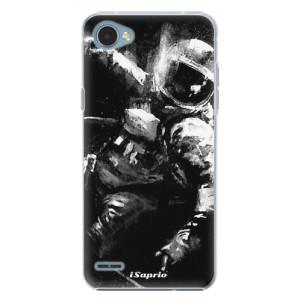 Plastové pouzdro iSaprio Astronaut 02 na mobil LG Q6