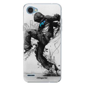 Plastové pouzdro iSaprio Dancer 01 na mobil LG Q6