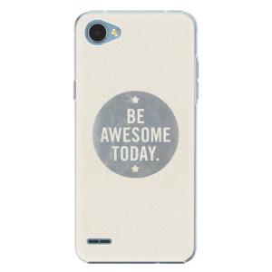 Plastové pouzdro iSaprio Awesome 02 na mobil LG Q6