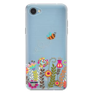 Plastové pouzdro iSaprio Bee 01 na mobil LG Q6