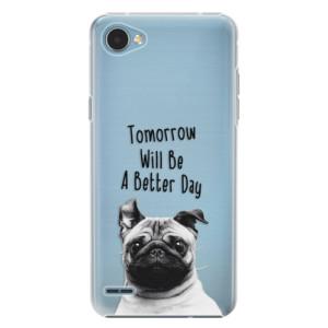 Plastové pouzdro iSaprio Better Day 01 na mobil LG Q6
