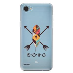 Plastové pouzdro iSaprio BOHO na mobil LG Q6