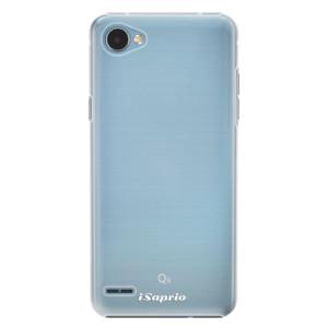 Plastové pouzdro iSaprio 4Pure mléčné bez potisku na mobil LG Q6