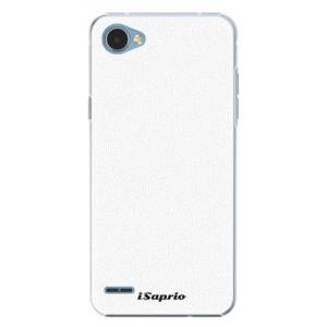 Plastové pouzdro iSaprio 4Pure bílé na mobil LG Q6