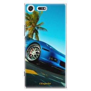 Plastové pouzdro iSaprio Kára 10 na mobil Sony Xperia XZ Premium