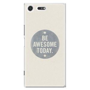 Plastové pouzdro iSaprio Awesome 02 na mobil Sony Xperia XZ Premium
