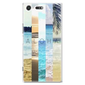 Plastové pouzdro iSaprio Aloha 02 na mobil Sony Xperia XZ Premium