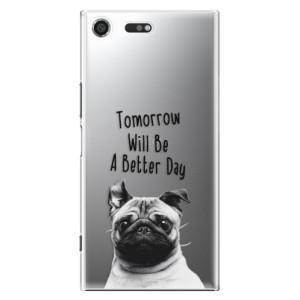 Plastové pouzdro iSaprio Better Day 01 na mobil Sony Xperia XZ Premium