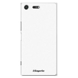 Plastové pouzdro iSaprio 4Pure bílé na mobil Sony Xperia XZ Premium