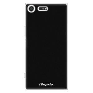 Plastové pouzdro iSaprio 4Pure černé na mobil Sony Xperia XZ Premium