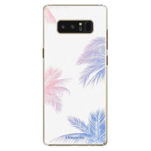 Plastové pouzdro iSaprio Palmy 10 na mobil Samsung Galaxy Note 8