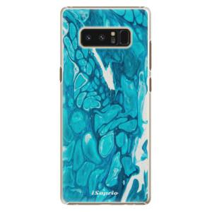 Plastové pouzdro iSaprio BlueMarble 15 na mobil Samsung Galaxy Note 8