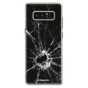 Plastové pouzdro iSaprio Broken Glass 10 na mobil Samsung Galaxy Note 8