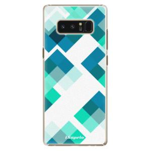 Plastové pouzdro iSaprio Abstract Squares 11 na mobil Samsung Galaxy Note 8