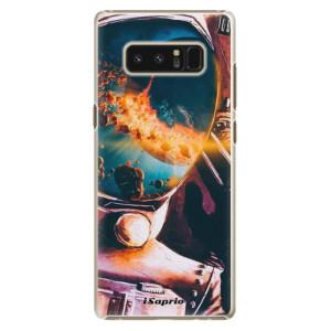 Plastové pouzdro iSaprio Astronaut 01 na mobil Samsung Galaxy Note 8