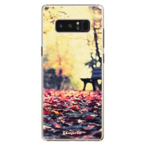Plastové pouzdro iSaprio Bench 01 na mobil Samsung Galaxy Note 8