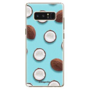 Plastové pouzdro iSaprio Kokos 01 na mobil Samsung Galaxy Note 8
