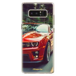 Plastové pouzdro iSaprio Chevrolet 02 na mobil Samsung Galaxy Note 8